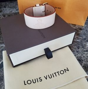 Louis Vuitton Natural Vachetta Anniversary Bracele